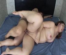 Caiu na net gordinha fazendo sexo com amante